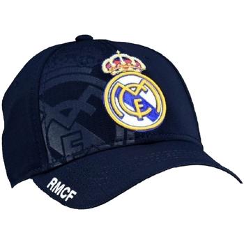 Αξεσουάρ Άνδρας Κασκέτα Real Madrid RM3GO12 NAVY Azul