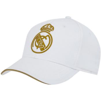 Αξεσουάρ Άνδρας Κασκέτα Real Madrid RM3GO19 WHITE Blanco
