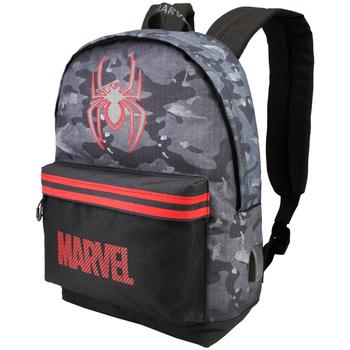 Τσάντες Παιδί Σακίδια πλάτης Spiderman 617 Gris