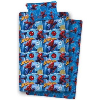 Σπίτι Αγόρι Σετκλινοσκεπασμάτων Spiderman AYM-032SP-BD 105 Azul