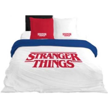 Σπίτι Παιδί Παπλωματοθήκες Stranger Things 64112 Blanco