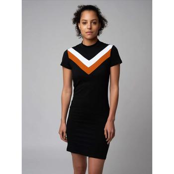Υφασμάτινα Γυναίκα Κοντά Φορέματα Project X Paris  Black