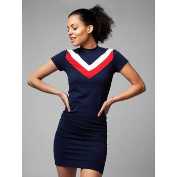 Υφασμάτινα Γυναίκα Κοντά Φορέματα Project X Paris  Μπλέ