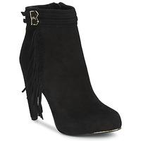 Παπούτσια Γυναίκα Μποτίνια Sam Edelman KEEGAN Black