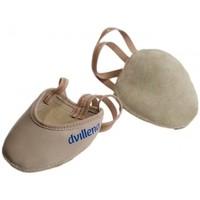 Παπούτσια Γυναίκα Sport Indoor Dvillena PUNTERA GIMNASIA RITMICA BEIG Beige