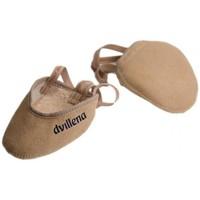 Παπούτσια Γυναίκα Sport Indoor Dvillena PUNTERA GIMNASIA RITMICA COMPETICION SANDRA Beige