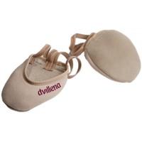 Παπούτσια Γυναίκα Sport Indoor Dvillena PUNTERAS GIMNASIA RITMICA ELEGANTE Beige