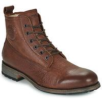Παπούτσια Άνδρας Μπότες Blackstone MID LACE UP BOOT FUR Brown