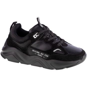 Παπούτσια Γυναίκα Χαμηλά Sneakers Big Star Shoes Noir