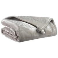 Σπίτι Ριχτάρια Vivaraise TENDER POMPONS Grey / Perle