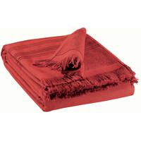 Σπίτι Πετσέτες και γάντια μπάνιου Vivaraise CANCUN Red