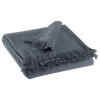 Σπίτι Πετσέτες και γάντια μπάνιου Vivaraise CANCUN Grey / Shaded