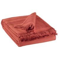 Σπίτι Πετσέτες και γάντια μπάνιου Vivaraise CANCUN Tomette