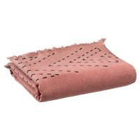Σπίτι Πετσέτες και γάντια μπάνιου Vivaraise JULIA Ροζ / Blush