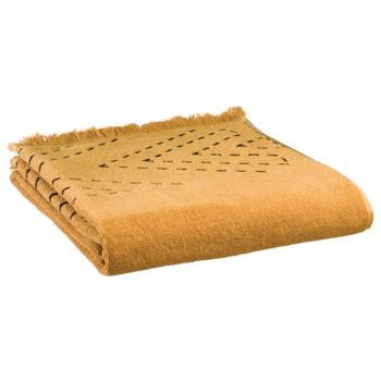 Σπίτι Πετσέτες και γάντια μπάνιου Vivaraise JULIA Bronze