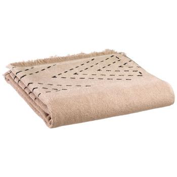 Σπίτι Πετσέτες και γάντια μπάνιου Vivaraise JULIA Sesame