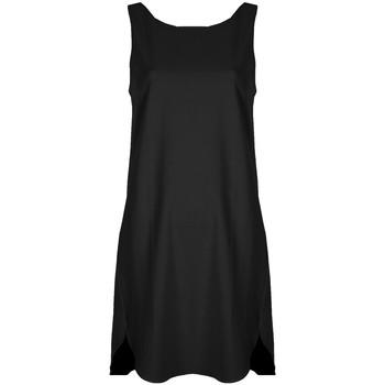 Υφασμάτινα Γυναίκα Κοντά Φορέματα EAX  Black