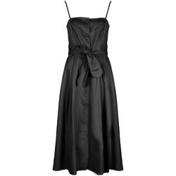 Υφασμάτινα Γυναίκα Μακριά Φορέματα EAX  Black