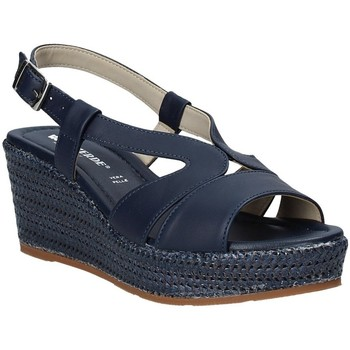 Παπούτσια Γυναίκα Σανδάλια / Πέδιλα Valleverde 32211 Μπλε