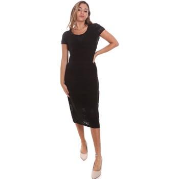 Υφασμάτινα Γυναίκα Κοντά Φορέματα Gaudi 111BD13004 Μαύρος