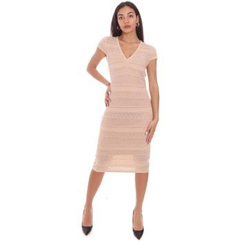 Υφασμάτινα Γυναίκα Κοντά Φορέματα Gaudi 111BD13004 Ροζ