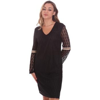Υφασμάτινα Γυναίκα Κοντά Φορέματα Gaudi 111BD15005 Μαύρος