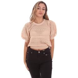 Υφασμάτινα Γυναίκα Μπλούζες Gaudi 111BD53020 Ροζ