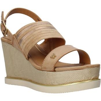 Παπούτσια Γυναίκα Σανδάλια / Πέδιλα Wrangler WL01592A καφέ
