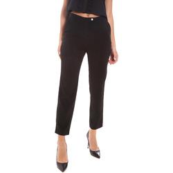 Υφασμάτινα Γυναίκα Παντελόνια Gaudi 111BD25029 Μαύρος