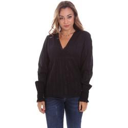Υφασμάτινα Γυναίκα Μπλούζες Gaudi 111BD45024 Μαύρος