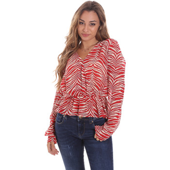Υφασμάτινα Γυναίκα Μπλούζες Gaudi 111BD45044 το κόκκινο