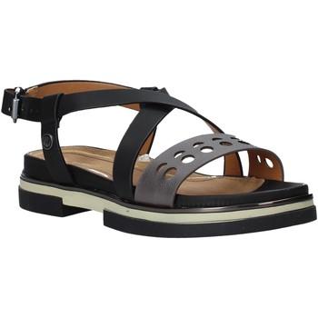 Παπούτσια Γυναίκα Σανδάλια / Πέδιλα Wrangler WL01573A Μαύρος