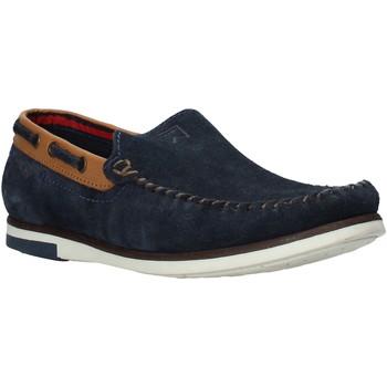 Παπούτσια Άνδρας Μοκασσίνια Wrangler WM01140A Μπλε