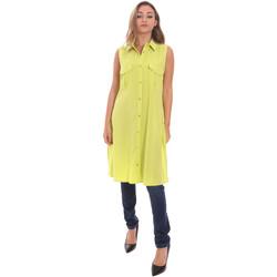 Υφασμάτινα Γυναίκα Πουκάμισα Fracomina FR21ST1017W42801 Πράσινος
