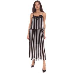 Υφασμάτινα Γυναίκα Μακριά Φορέματα Gaudi 111BD15007 Μαύρος