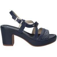 Παπούτσια Γυναίκα Σανδάλια / Πέδιλα Valleverde 32501 Μπλε