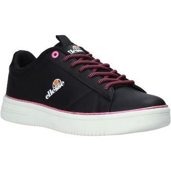 Παπούτσια Γυναίκα Χαμηλά Sneakers Ellesse EL11W80470 Μαύρος