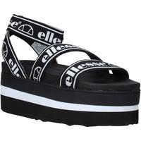 Παπούτσια Γυναίκα Σανδάλια / Πέδιλα Ellesse 613587 Μαύρος