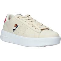 Παπούτσια Γυναίκα Χαμηλά Sneakers Ellesse EL11W80465 Μπεζ