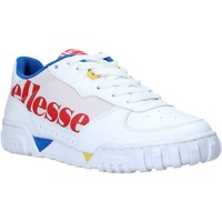Παπούτσια Γυναίκα Χαμηλά Sneakers Ellesse 613791 λευκό