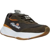Παπούτσια Άνδρας Χαμηλά Sneakers Ellesse 613609 Πράσινος