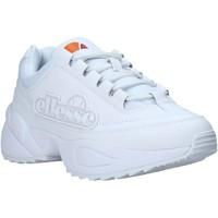 Παπούτσια Γυναίκα Χαμηλά Sneakers Ellesse 613649 λευκό