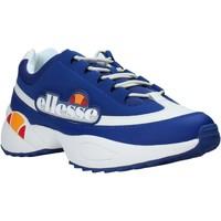 Παπούτσια Άνδρας Χαμηλά Sneakers Ellesse 613653 Μπλε