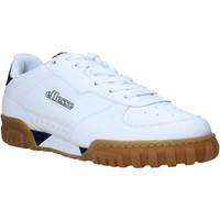 Παπούτσια Άνδρας Χαμηλά Sneakers Ellesse 613666 λευκό