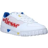 Παπούτσια Άνδρας Χαμηλά Sneakers Ellesse 613792 λευκό