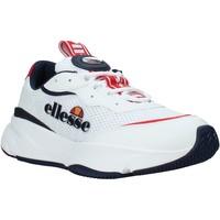 Παπούτσια Γυναίκα Χαμηλά Sneakers Ellesse 613612 λευκό