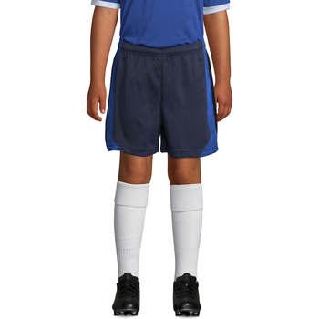 Υφασμάτινα Αγόρι Σόρτς / Βερμούδες Sols OLIMPICO KIDS pantalón corto Azul