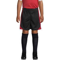 Υφασμάτινα Αγόρι Σόρτς / Βερμούδες Sols OLIMPICO KIDS pantalón corto Rojo