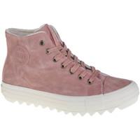 Παπούτσια Γυναίκα Ψηλά Sneakers Big Star Shoes Big Top Rose