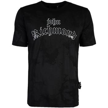 Υφασμάτινα Άνδρας T-shirt με κοντά μανίκια John Richmond  Black